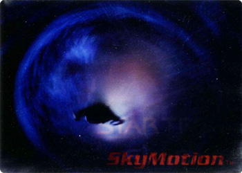 DS9 Wormhole SkyMotion Card
