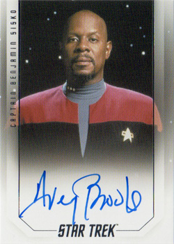 Autograph - Avery Brooks