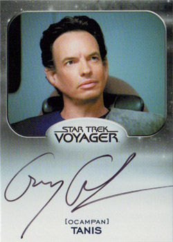 Autograph - Gary Graham as Tanis