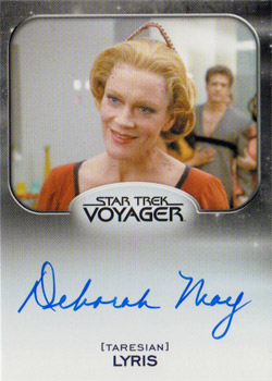 Autograph - Deborah May as Lyris