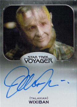 Autograph - James Nardini as Wixiban