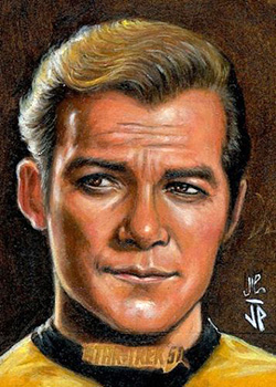Jason Potratz AR Sketch - James T. Kirk