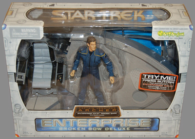 Enterprise Deluxe Archer
