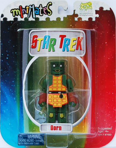 "MM 3"" Gorn on Card"