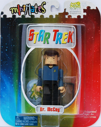 "MM 3"" McCoy on Card"
