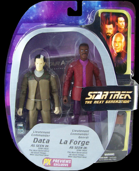 Data & Laforge 2-Pack