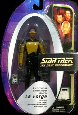 Lieutenant Commander Geordi La Forge