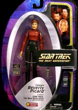 Captain Beverly Picard