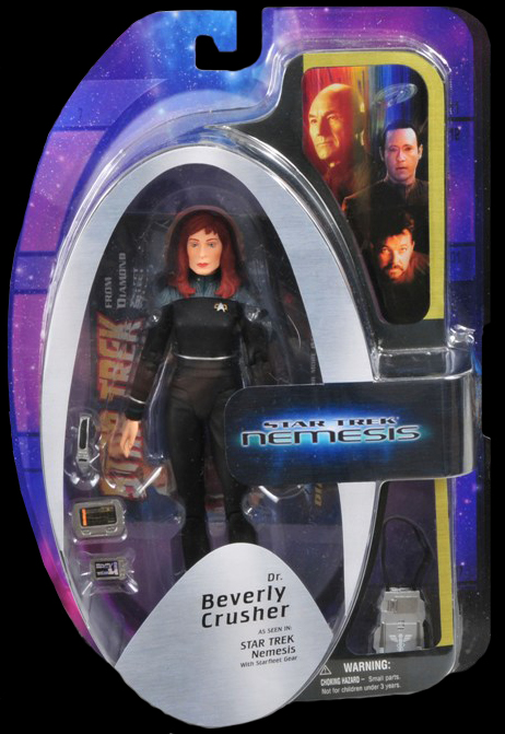 Dr. Beverly Crusher from 'Nemesis'