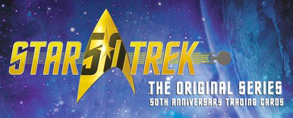 Star Trek TOS 50th Anniversary