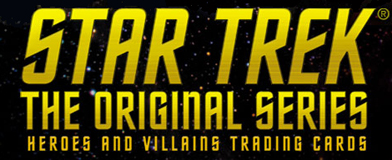 Star Trek TOS Heroes & Villains