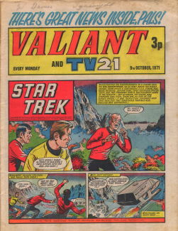Valiant and TV21 #2