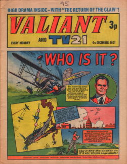 Valiant and TV21 #10