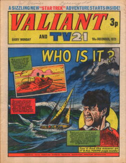 Valiant and TV21 #12