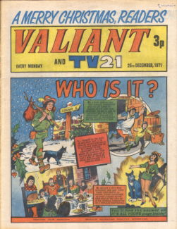 Valiant and TV21 #13