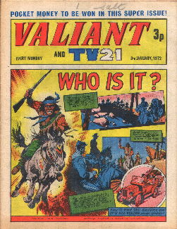 Valiant and TV21 #15
