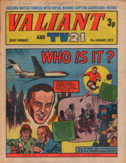Valiant and TV21 #16