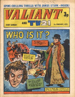 Valiant and TV21 #19