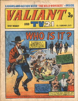 Valiant and TV21 #20