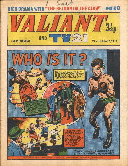 Valiant and TV21 #21