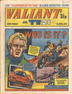 Valiant and TV21 #28