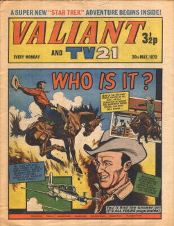 Valiant and TV21 #34