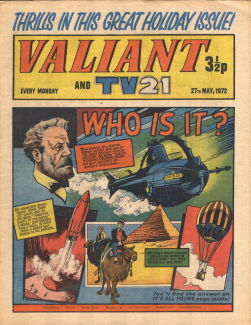 Valiant and TV21 #35