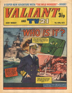 Valiant and TV21 #37