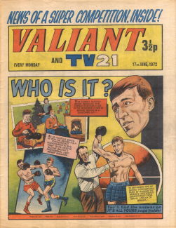 Valiant and TV21 #38