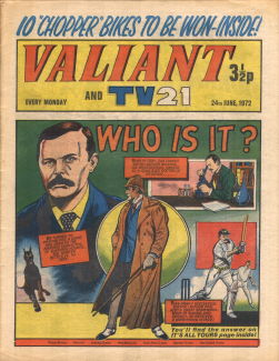 Valiant and TV21 #39