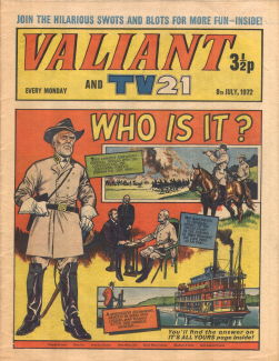 Valiant and TV21 #41