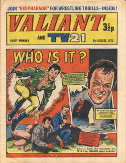 Valiant and TV21 #45