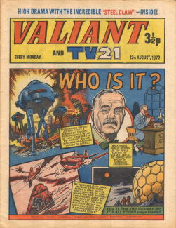 Valiant and TV21 #46
