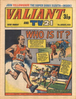 Valiant and TV21 #47