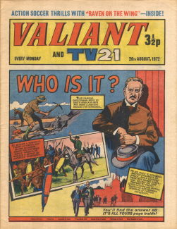 Valiant and TV21 #48