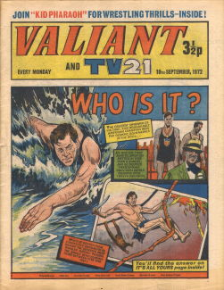 Valiant and TV21 #51