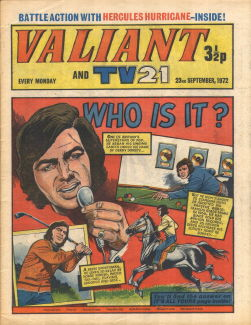Valiant and TV21 #52