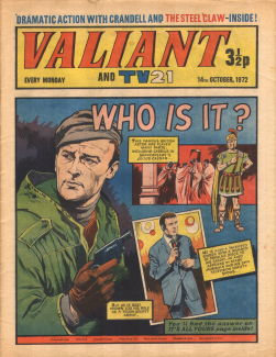 Valiant and TV21 #53