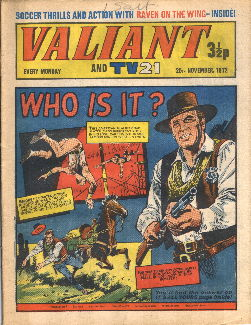 Valiant and TV21 #61