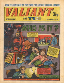 Valiant and TV21 #67