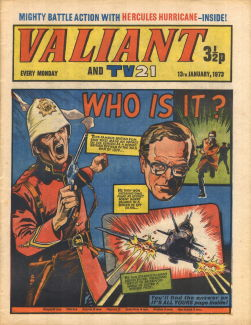 Valiant and TV21 #68