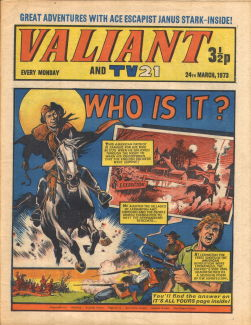 Valiant and TV21 #78