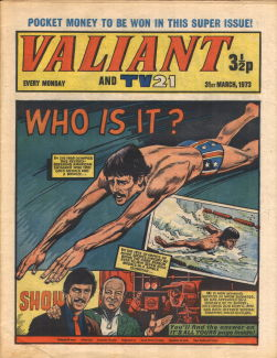 Valiant and TV21 #79