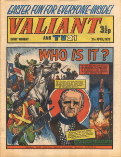 Valiant and TV21 #82