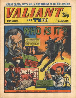 Valiant and TV21 #85