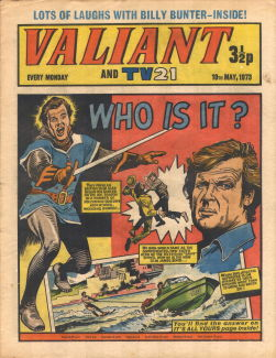 Valiant and TV21 #86