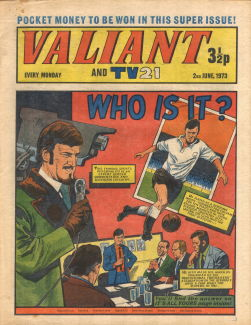Valiant and TV21 #88