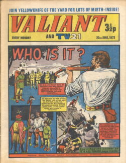 Valiant and TV21 #91