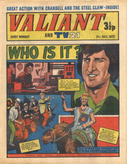 Valiant and TV21 #95