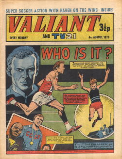 Valiant and TV21 #97